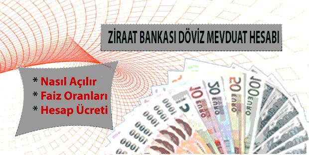 Ziraat Bankası Döviz Hesap